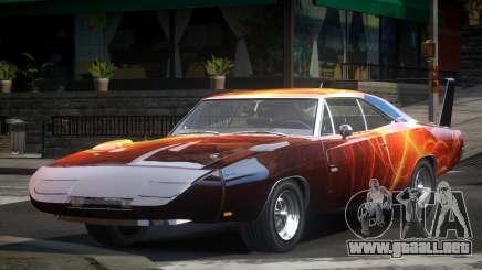 1973 Dodge Daytona S6 para GTA 4