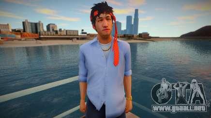 Tao Cheng para GTA San Andreas