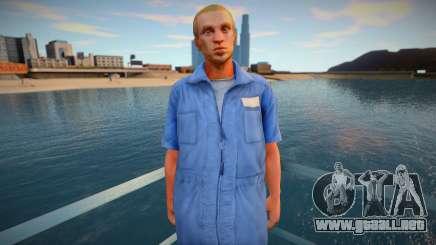 Improved Dwayne para GTA San Andreas
