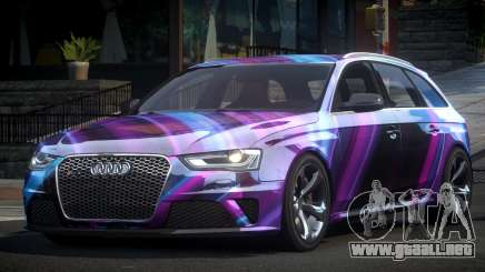 Audi B9 RS4 S9 para GTA 4