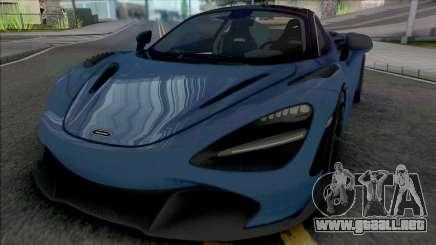 McLaren 720S Vorsteiner 2018 [HQ] para GTA San Andreas