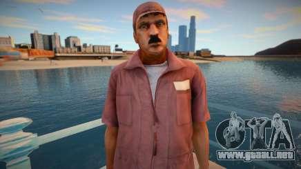 New Janitor para GTA San Andreas
