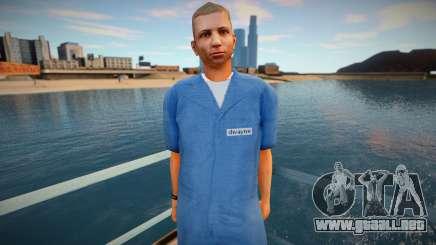 Nuevo Dwayne para GTA San Andreas