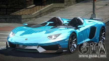 Lamborghini Aventador SP-S S3 para GTA 4