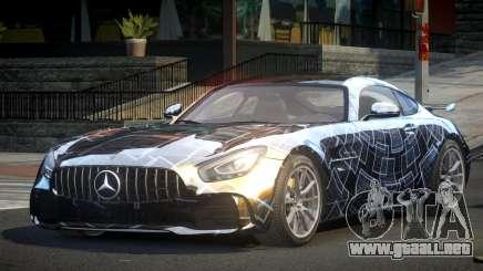 Mercedes-Benz AMG GT Qz S8 para GTA 4