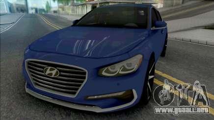 Hyundai Azera 3.5 para GTA San Andreas
