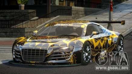 Audi R8 US S3 para GTA 4