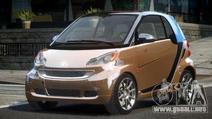 Smart ForTwo GS-U para GTA 4