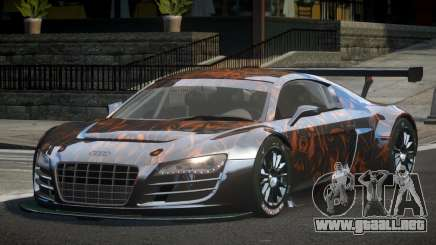 Audi R8 US S7 para GTA 4