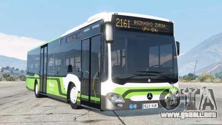 Mercedes-Benz Citaro (O 530) 2018〡BizkaiBus v2.0 para GTA 5