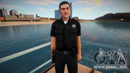 Nuevo policía San Fierro para GTA San Andreas