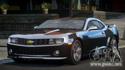 Chevrolet Camaro PSI-S para GTA 4