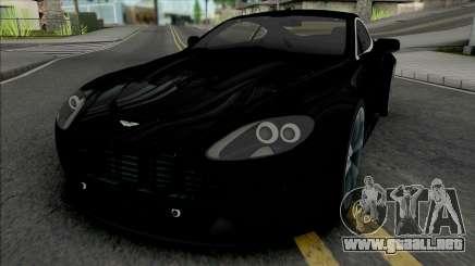Aston Martin V12 Vantage (NFS Most Wanted) para GTA San Andreas