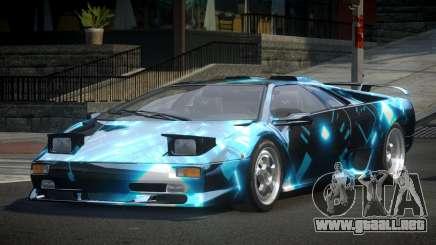 Lamborghini Diablo SP-U S4 para GTA 4