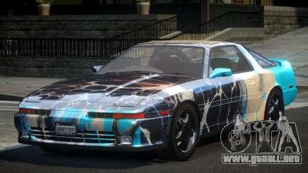 Toyota Supra PSI-R S4 para GTA 4