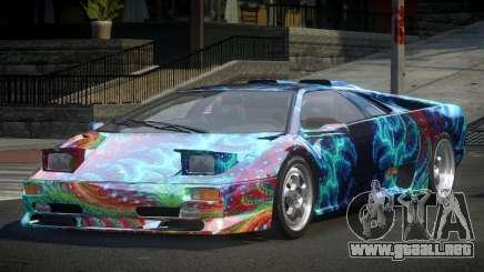 Lamborghini Diablo SP-U S1 para GTA 4