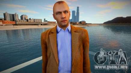 Miembro de la mafia vmaff4 para GTA San Andreas