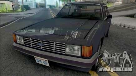 Chevrolet Opala 1983 [Improved] para GTA San Andreas