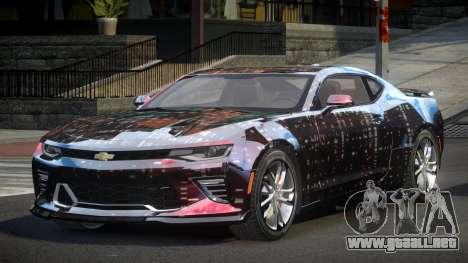 Chevrolet Camaro GS-R S10 para GTA 4
