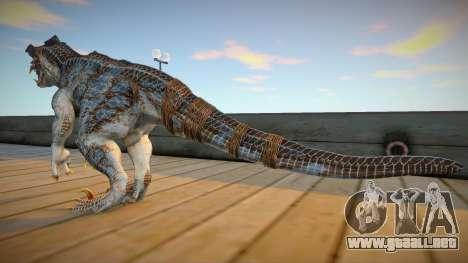 Carnosaur para GTA San Andreas