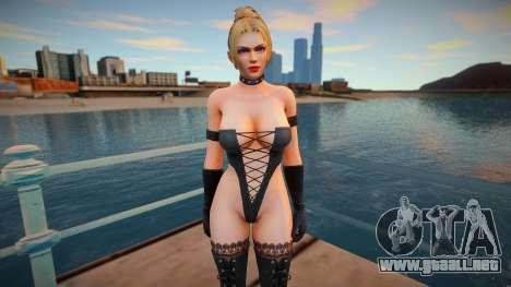 Rachel Dominatrix para GTA San Andreas