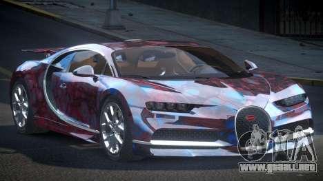 Bugatti Chiron BS-R S9 para GTA 4