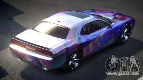 Dodge Challenger SP 392 S7 para GTA 4