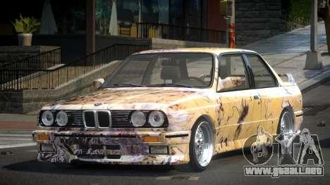 BMW M3 E30 iSI S1 para GTA 4
