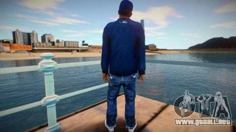 Wbdyg1 para GTA San Andreas