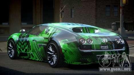 Bugatti Veyron PSI-R S7 para GTA 4