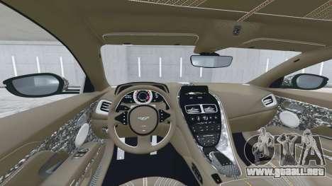 Aston Martin DB11 Mansory Cyrus 2018〡add-on