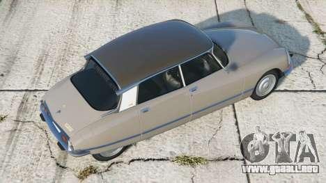 Citroen DS 23 Pallas 1972