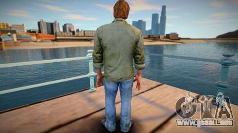 Murphy (from Silent Hill Downpour) para GTA San Andreas