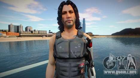 Johnny Silverman para GTA San Andreas