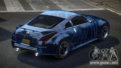 Nissan 350Z iSI S6 para GTA 4