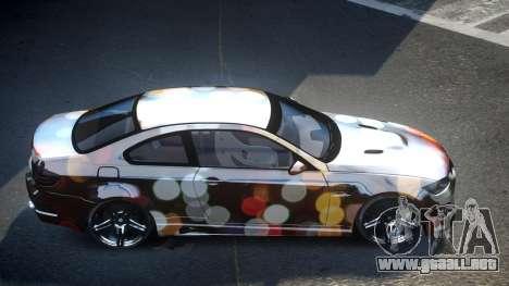 BMW M3 E92 US S7 para GTA 4