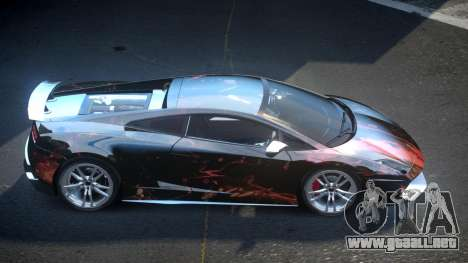 Lamborghini Gallardo SP-Q S8 para GTA 4