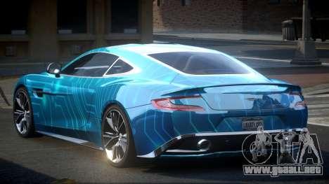 Aston Martin Vanquish iSI S9 para GTA 4