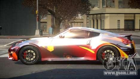 Nissan 370Z GS-R S3 para GTA 4