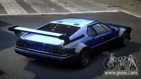 BMW M1 IRS S4 para GTA 4