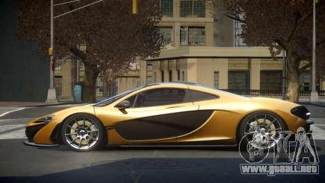 McLaren P1 ERS para GTA 4