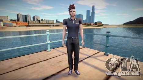 Sims 4 Man Skin para GTA San Andreas
