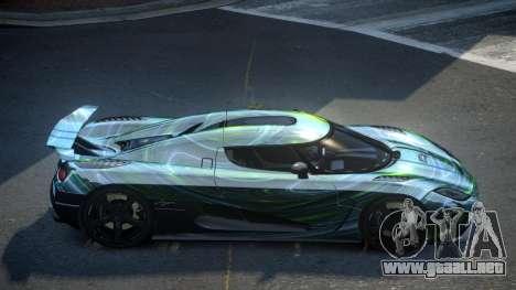 Koenigsegg Agera US S1 para GTA 4