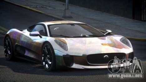 Jaguar C-X75 SP-U S6 para GTA 4