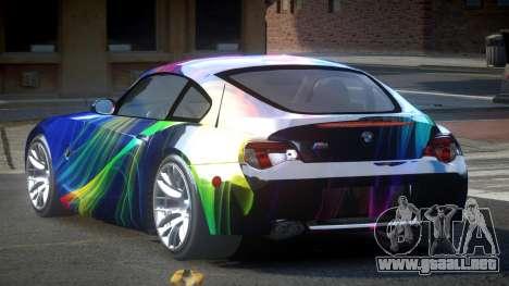 BMW Z4 U-Style S10 para GTA 4