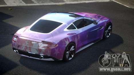 Aston Martin Vanquish iSI S8 para GTA 4