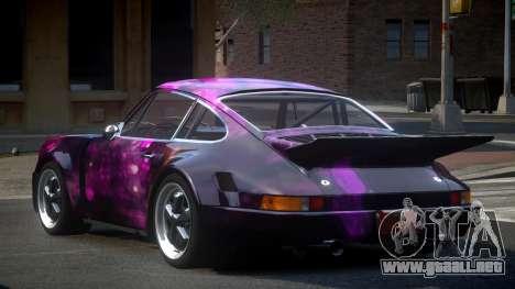 Porsche 911 GS U-Style S1 para GTA 4