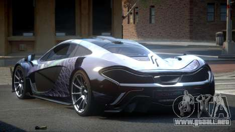 McLaren P1 ERS S9 para GTA 4