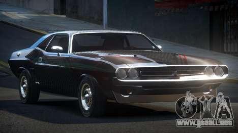 Dodge Challenger SP71 S9 para GTA 4