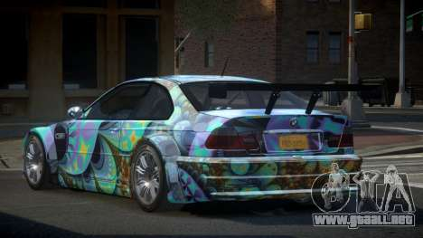 BMW M3 E46 PSI Tuning S4 para GTA 4